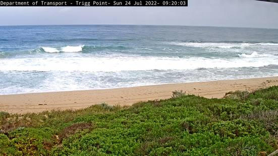 Trigg Beach Webcam