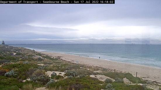 Swanbourne Beach Webcam